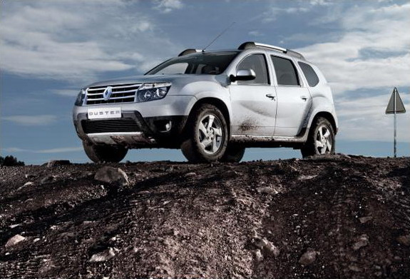 "RENAULT DUSTER – ГРАН-ПРИ ""ЗА РУЛЕМ"""