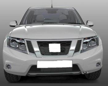 Новый внедорожник Nissan
