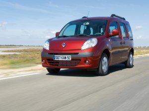 Renault привез в Россию дизельный Kangoo