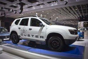 Рено Дастер (Renault Duster) Aventure