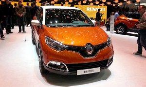 Renault Captur приедет в Россию