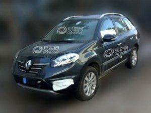 Обновление Renault Koleos