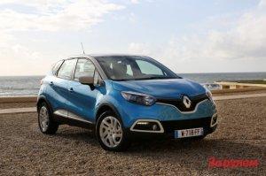 Рено Каптур (Renault Captur): новые подробности