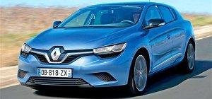 Премьера нового Рено Меган (Renault Megane)