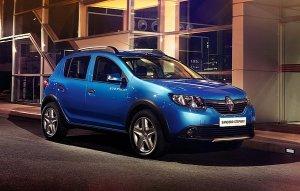 Новые Рено Сандеро (Renault Sandero) для России