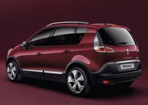 Новый Рено (Renault) Espace превратится в кроссовер