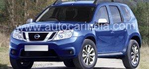 Nissan создаст новый Terrano на платформе Рено Дастер (Renault Duster)