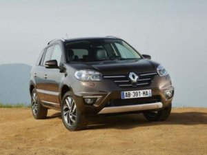 Renault обновил кроссовер Koleos
