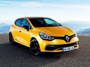 «Заряженный» Renault Clio появится в России через год