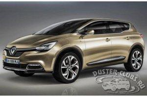 Рено (Renault) начал тестировать первую модель на новой платформе