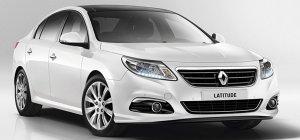 Renault показал обновленный Latitude
