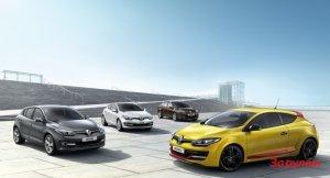 Омоложение линейки Рено Меган (Renault Megane)