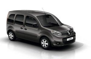 Рестайлинговый Рено Кангу (Renault Kangoo) в России