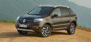 В России начались продажи обновленного Рено Колеос (Renault Koleos)