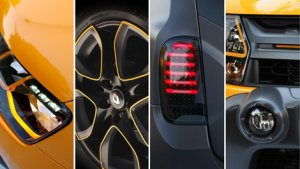 Рено (Renault) превратит Дастер (Duster) в футуристичный шоу-кар