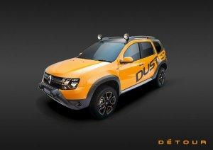 Рено Дастер (Renault Duster) для Безумного Макса и Терминатора