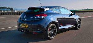 Рено (Renault) рассекретил специальную версию Megane RS