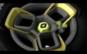 Рено (Renault) показала тизер нового концепта