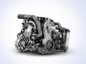 Рено (Renault) разработала твин-турбо дизель