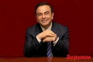 Карлос Гон обещал вывести Lada в лидеры через три года