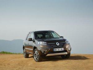 Рено Колеос (Renault Koleos) - новая комплектация для России