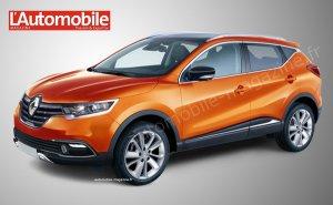 Рено (Renault) сделает свой X-Trail