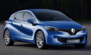 Новый Рено Меган (Renault Megane)