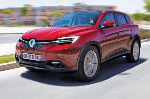 Новый кроссовер Renault назовут «Каджар»