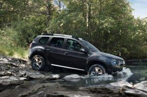 В Renault подружили полноприводный Duster с турбомотором