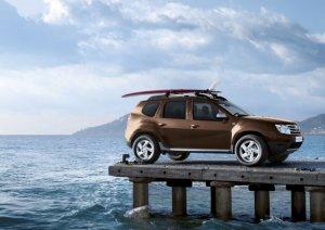 Renault впервые будет поставлять Duster из России в страны Азии