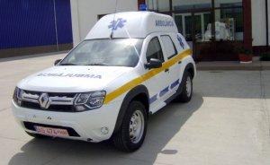Версия Renault Duster для медицинских служб, подробнее на renault-drive.ru.