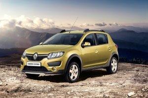 В России продано 200 тысяч Renault Sandero