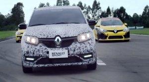 Renault рассекретила спортивный Sandero RS