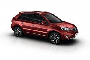 Renault привезет в Россию Koleos с передним приводом за 1,3 млн рублей