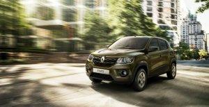 Компания Renault показала новый хэтчбек — Renault Kwid