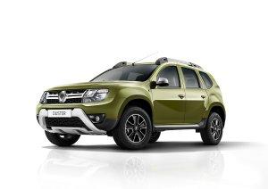 Обновлённый Renault Duster: официальные фото