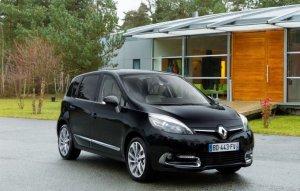 Renault прекратила поставки Scenic на российский рынок