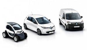 Renault начнет продажи электромобилей в России