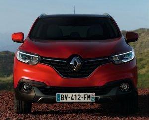 Названы европейские цены Renault Kadjar