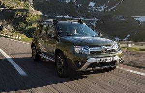Renault удержала цены на Duster после обновления