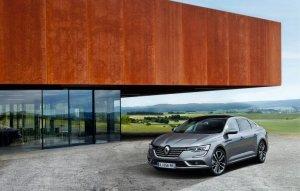 Renault показала новый седан Talisman