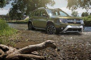 В России стартовали продажи обновленного Renault Duster