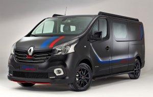 Renault создала «формульный» микроавтобус