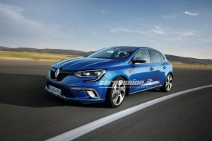 Новый Renault Megane устроит шоковую терапию