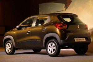 Renault начинает продажи своего самого дешевого автомобиля Кwіd