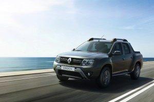 Renault начал продажи пятиместного пикапа Duster Oroch
