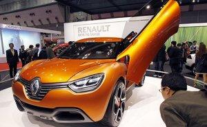 СМИ узнали о планах Renault по выпуску кроссовера Captur в России