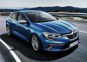 Новый Renault Megane: все подробности