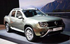 Renault Duster Oroch – «Пикап года-2015» в Бразилии