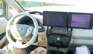 Концерн Renault-Nissan выпустит полностью беспилотные модели к 2020 году